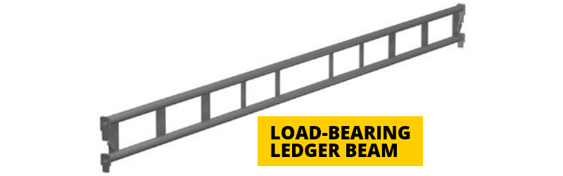 HAKI LOAD-BEARING LEDGER BEAM