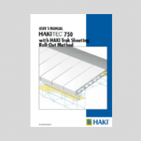 HAKITEC temporary roof user guide