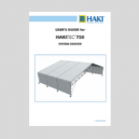 HAKITEC temporary shelter user guide