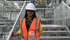 Priscila Escobar - HAKI Design Engineer - Women in Construction