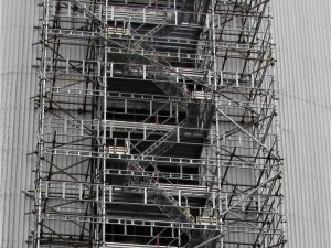 HAKI Stair Tower