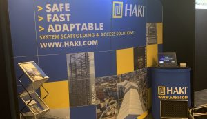 HAKI showcases at Scaffolding Association Queensland AGM