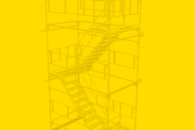 Stair Tower Illustrations