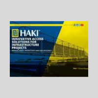 Temporary Access Solutions for Infrastructure - HAKI Scaffolding eBook