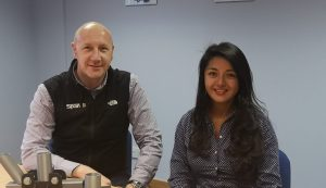 New design and technical roles introduced at HAKI - Ross CTO and Priscila Design Manager