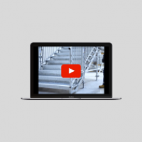 Scaffolding Video - The HAKI Public Access Stair