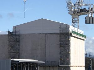 Weather Protection - Hinkley Point C Temporary Roof Pool Bunker (HPC)