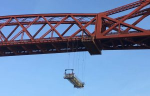 Forth Rail Bridge Mobile Gantry Technispan